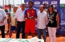 El cordobés Francisco J. Martínez, ganador del XXXIII Open de Tenis 'Ciudad de Linares'