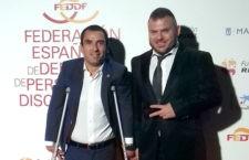 Miguel Ángel Martínez Tajuelo y Simón Cruz participan en el 50 aniversario de FEDDF