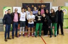 GB Pasos y Ristorante Portofino CAB Linares vencen en el Campeonato Provincial 3×3 disputado en Bailén
