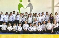 Los luchadores del club torrecampeño completaron una jornada redonda. Foto: Club Lucha Power Torredelcampo.