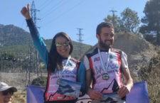Los atletas del club jiennense completan un gran fin de semana. Foto: Club Sierra Sur de Jaén.