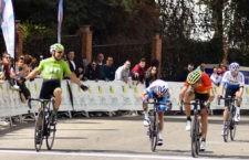 Más de 200 ciclistas se dieron cita en la III Clásica Ciclista 'Ciudad de Cazorla'