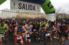 Gran nivel de participación en el Duatlón 'Ciudad de Jaén'. Foto: Patronato Deportes Jaén.