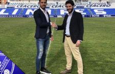 El Linares Deportivo renueva a su director deportivo como apuesta de futuro