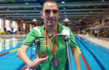 Martínez Tajuelo se clasifica para el Mundial de Para-Natación
