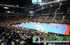 La RFEF concede 800 entradas al Jaén FS para la  Final Four de la Copa del Rey