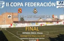 Rus EF y Los Villares CF disputarán la final de la Copa Federación
