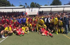 Los Villares CF, campeón de la Copa Federación. Foto: FJF.