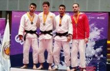 Eduardo Ordóñez consiguió la medalla de plata. Foto: UJA.