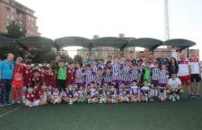 Excepcional cierre de temporada para el club de la capital jiennense. Foto: Atco. Jaén.
