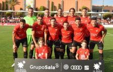 CF La Nucía, rival del Linares Deportivo. Foto: CF La Nucía.