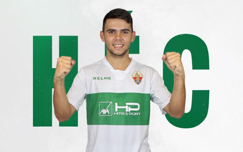 Héctor Jover, nuevo jugador del Mengíbar FS
