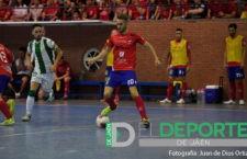 El Mengíbar FS seguirá contando con Miguelao en sus filas