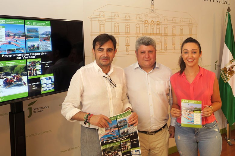Diputación plantea unas cuarenta actividades deportivas.