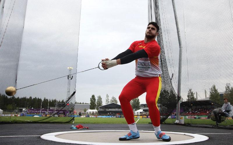 Alberto González representará a España en la Copa de Europa de Lanzamientos