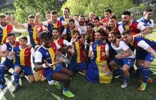 El FC Andorra será el equipo que ocupe la plaza del Reus en Segunda B