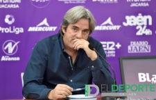 """Andrés Rodríguez: """"El Real Jaén no está muerto ni secuestrado, es falso"""""""