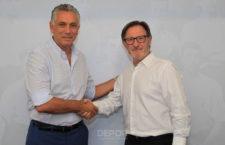 Anquela, nuevo entrenador del Deportivo de La Coruña