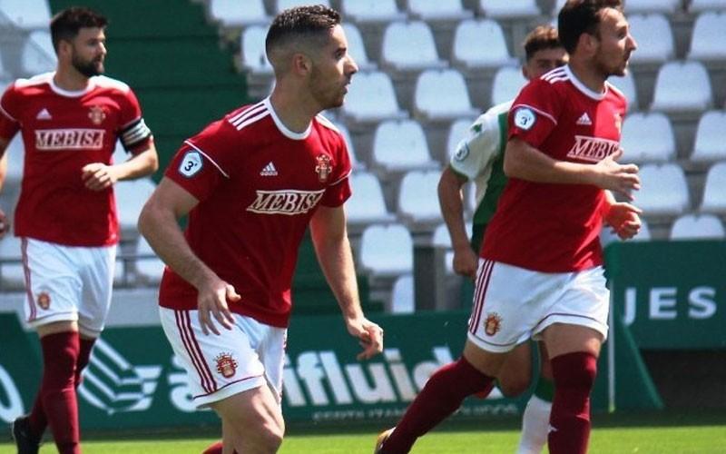 Ángel García es el cuarto fichaje del Atlético Porcuna
