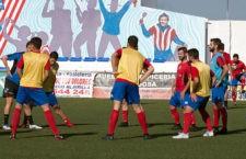 Los de Fernando Campos preparan su pretemporada. Foto: Atlético Porcuna.