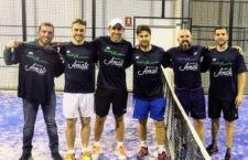 PadelaKademia y Club Padel Linares dominan la Liga Provincial de Padel por Equipos