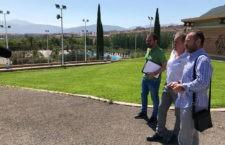 Esta acción está incluida en el plan de mejoras de instalaciones deportivas. Foto: Ayto. Jaén.