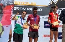 Silvia Lara se proclama subcampeona de España de kilómetro vertical