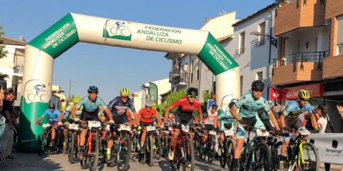 Foto: Fed. And. Ciclismo.