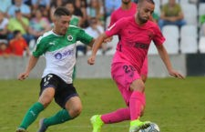 Ismael Casas brilló con el Málaga CF. Foto: La Liga.