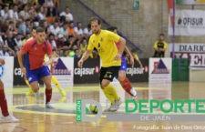 El Jaén FS exhibe su carácter igualando el marcador frente a ElPozo Murcia