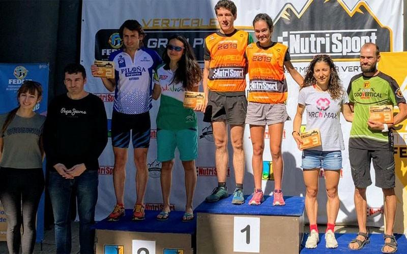 Silvia Lara, atleta jiennense