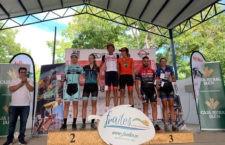 Frailes acogió la prueba ciclista. Foto: Dessafío.
