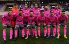 El equipo de Aybar, rival de los blancos. Foto: Antequera CF.