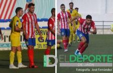 Manolillo y Recio causan baja en el Atlético Porcuna
