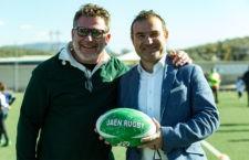 Buena noticia para el Jaén Rugby. Foto: Nerina Iantorno.