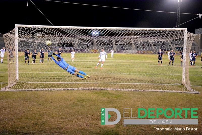 Real Jaén y Torredonjimeno empataron a cero en La Victoria