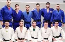 Jaén alberga la preparación de parte de la selección andaluza de judo