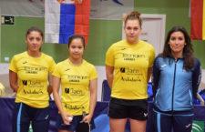 El Tecnigen Linares remonta al Novid Sad y se mete en cuartos de final de la ETTU Cup