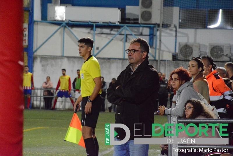 Fernando Campos, destituido como entrenador del Atlético Porcuna