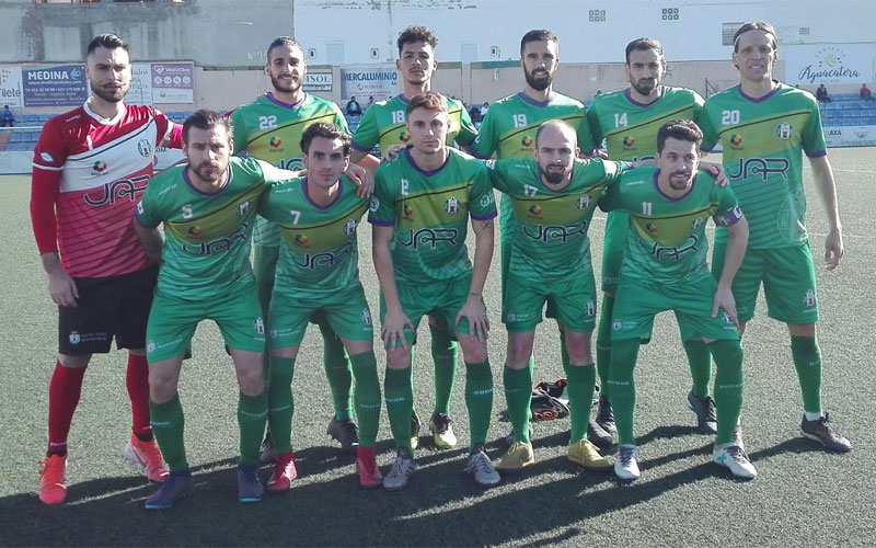 Once inicial del Mancha Real