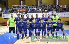 Valdepeñas será el primer rival del Jaén FS en la Copa de España 2020