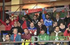 La afición en el Sebastián Moya (Mengíbar FS – Jaén FS)