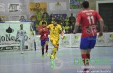 El Jaén FS se impone al Mengíbar y estará en cuartos de Copa del Rey