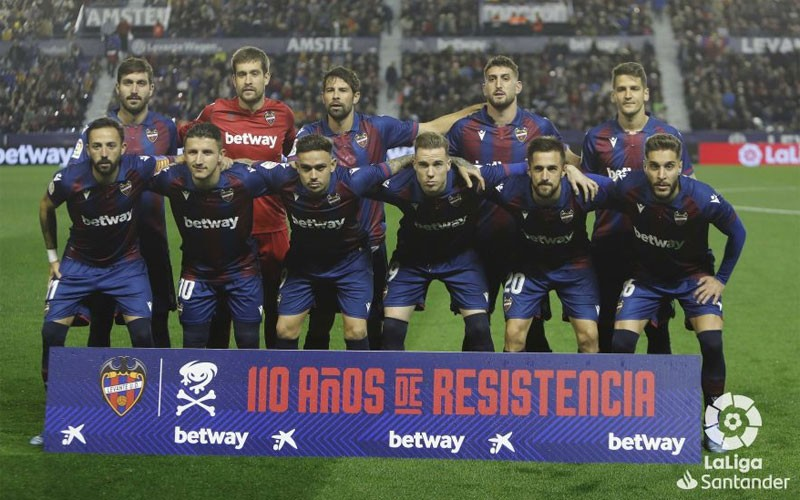Once inicial del Levante