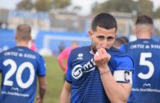 El capitán del Linares Deportivo, Jonathan Rosales, cuelga las botas