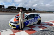 Javier Miranda volverá a la competición en mayo con un Renault Clio Sport última generación