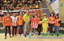 La afición en La Salobreja (Jaén FS – Jimbee Cartagena)