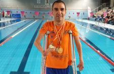 Martínez Tajuelo gana una medalla de oro y dos platas en el Open de Valdepeñas