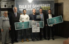 El automovilismo jiennense celebró la gala de premios del II Trofeo Diputación de Jaén