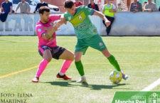 La mejoría del Mancha Real se topa con un empate ante el Antequera